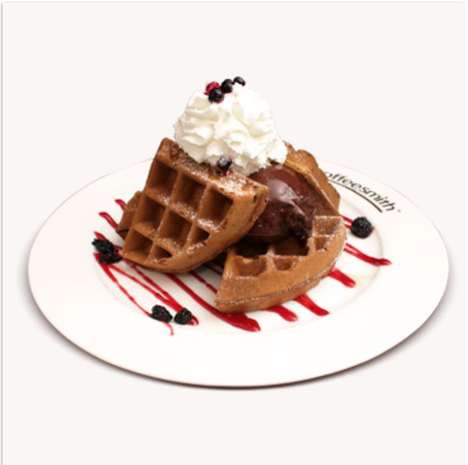Cappuccino Waffle